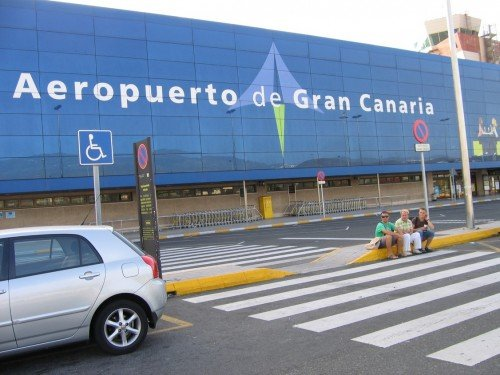 Car Hire Gran Canaria Airport 1