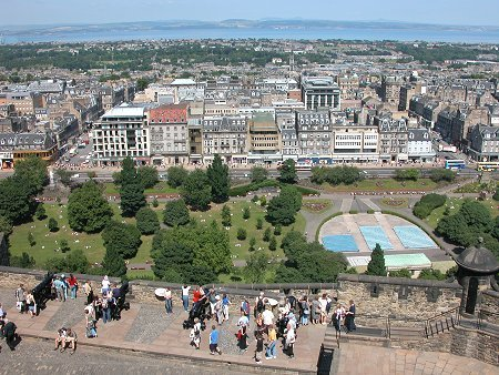 Car Hire Edinburgh Airport 1