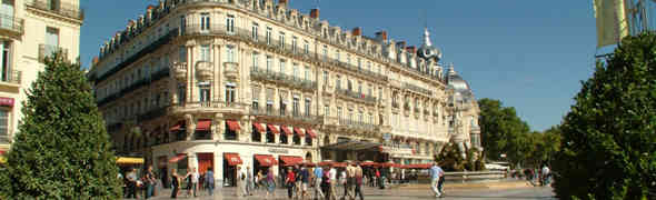 Car Hire Montpellier Airport