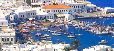 Car Hire Mykonos Airport