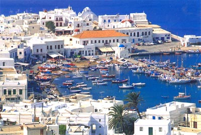 Car Hire Mykonos Airport 2