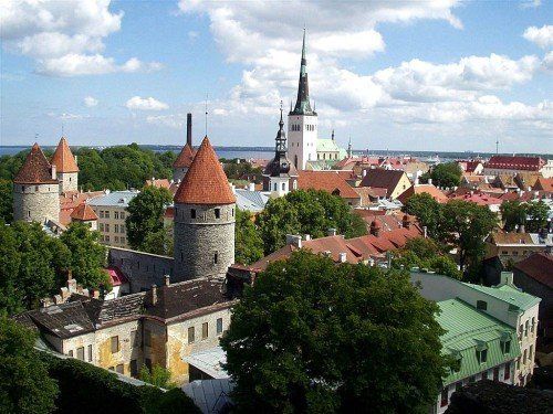Car Hire Tallinn Airport 2